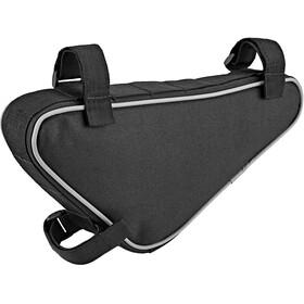 Cube RFR bolsa triangular M, negro
